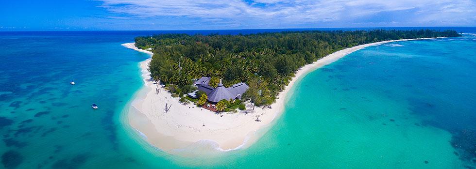 Séjour romantique aux Seychelles : Denis Private Island