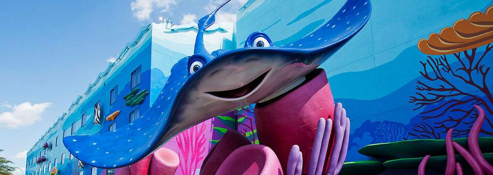 Hôtel à Orlando : Disney's Art of Animation Resort