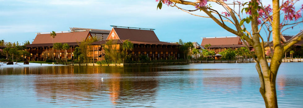 Hôtel à Orlando : Disney's Polynesian Village Resort