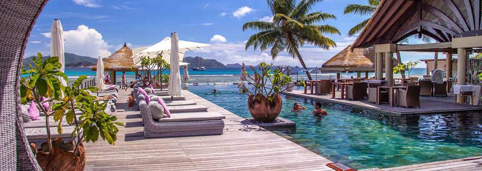 Hôtel aux Seychelles : Le Domaine de L'Orangeraie