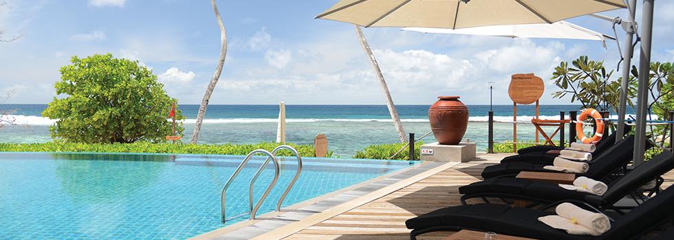 Hôtel aux Seychelles : DoubleTree by Hilton Seychelles Allamanda