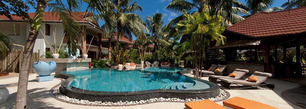 Hôtel aux Seychelles : Duc de Praslin