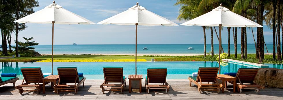 Séjour à l'hôtel Dusit Thani Krabi Beach Resort