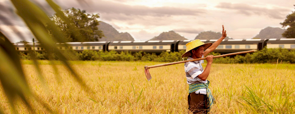 Un voyage incroyable à bord du train Eastern & Oriental Express Bangkok - Singapour