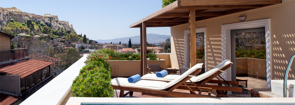 Hotel Electra Palace Athens