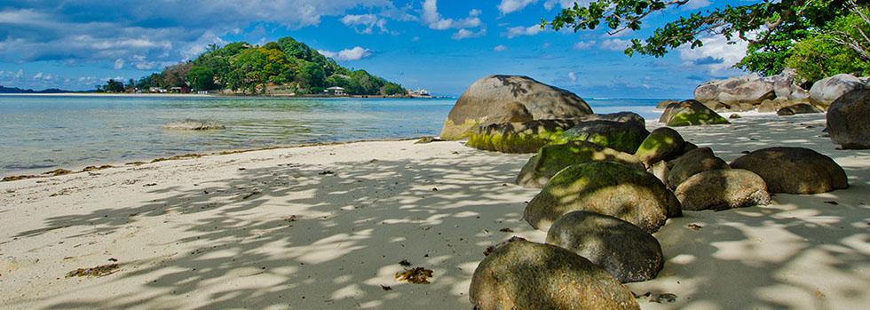 Hôtel aux Seychelles : Enchanted Island Resort