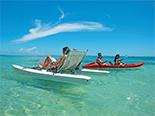 L'hôtel Ambre Resort & Spa propose des loisirs