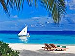 Apréciez les plages situées aux alentours du Banyan Tree Vabbinfaru