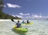 Sports nautique aux Seychelles