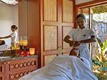 Le Constance Le Prince Maurice possède un spa