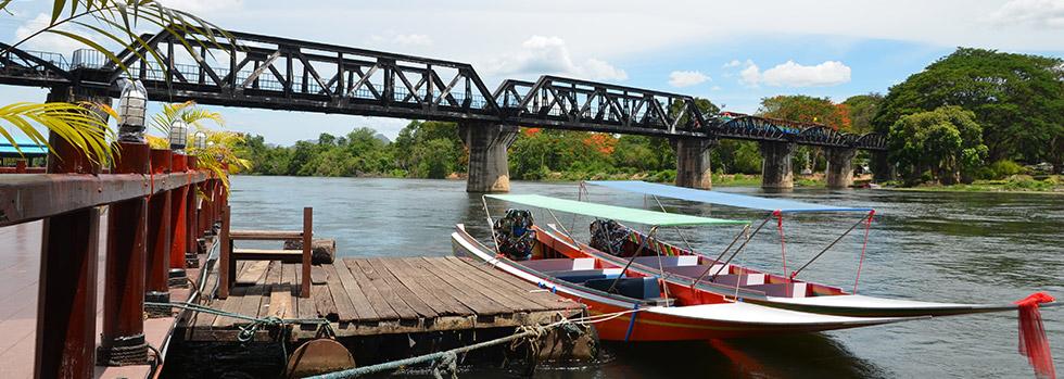 Balade en vélo en Thaïlande