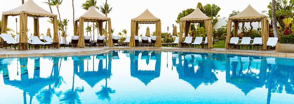Hôtel de luxe à Hawaï : Fairmont Kea Lani