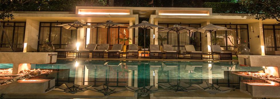 Hôtel à Siem Reap : FCC Angkor