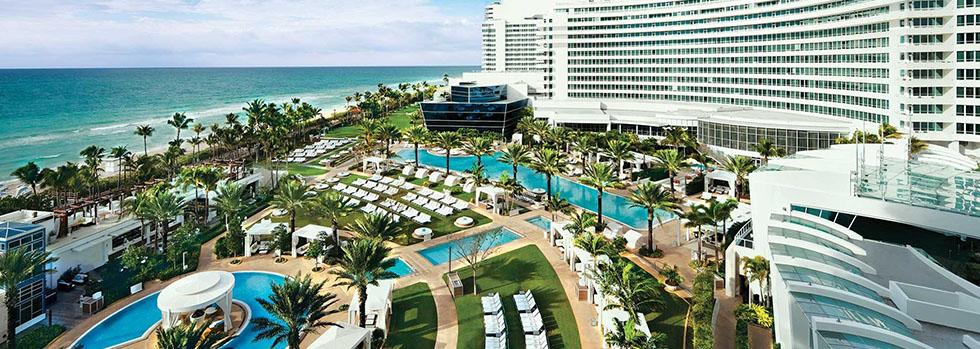 Hôtel à Miami : Fontainebleau Miami Beach