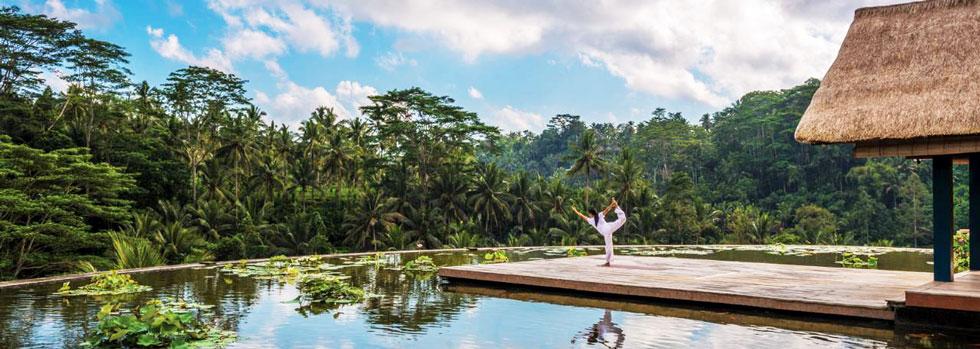 Four Seasons Resort Sayan ; un hôtel idéal pour un séjour en famille à Ubud