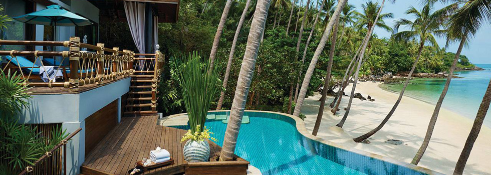 Séjour au Four Seasons Resort Koh Samui