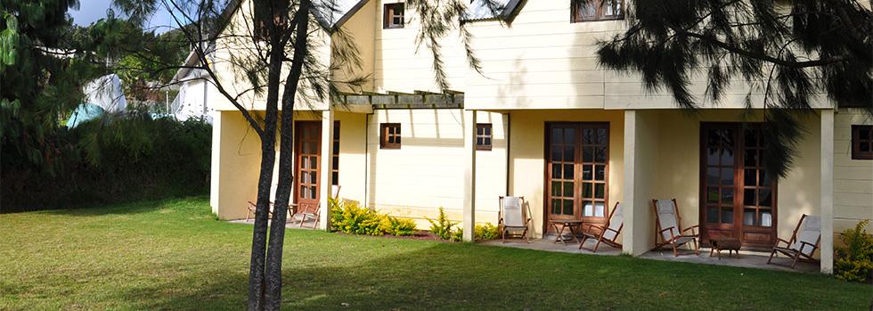 Hôtel à l'île de la Réunion : Les Géraniums