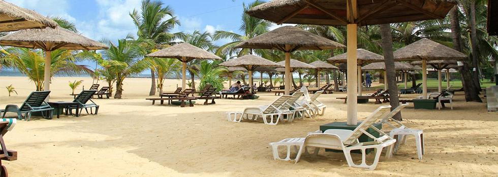 Séjour à Negombo : Goldi Sands Hotel