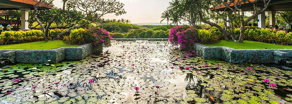 Grand Hyatt Bali : pour des vacances en famille à Nusa Dua