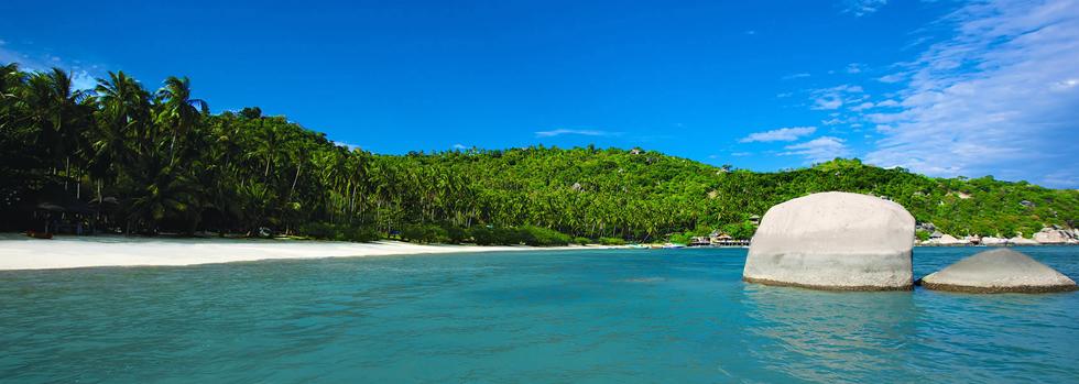 Séjour au Haadtien Beach Resort à Koh Tao