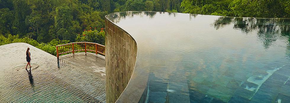 Hôtel Hanging Gardens Ubud : une adresse de choix à Bali