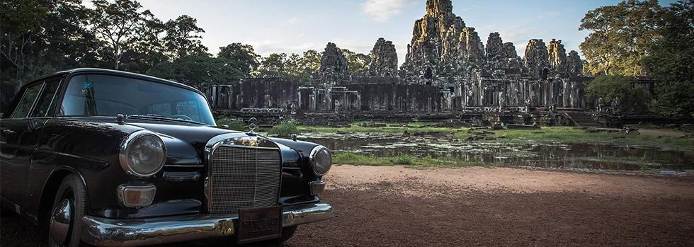Hôtel à Siem Reap : Heritage Suites Hotel
