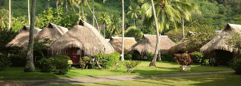 Les bungalows de l'Hibiscus