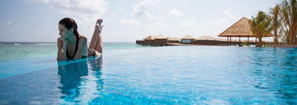 Hideaway Beach Resort & Spa un hôtel luxe aux Maldives