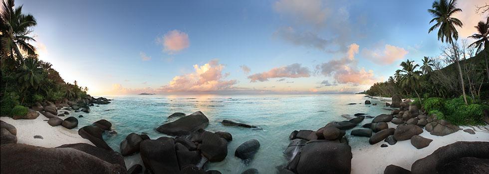 Hôtel à Silhouette : Hilton Seychelles Labriz Resort & Spa