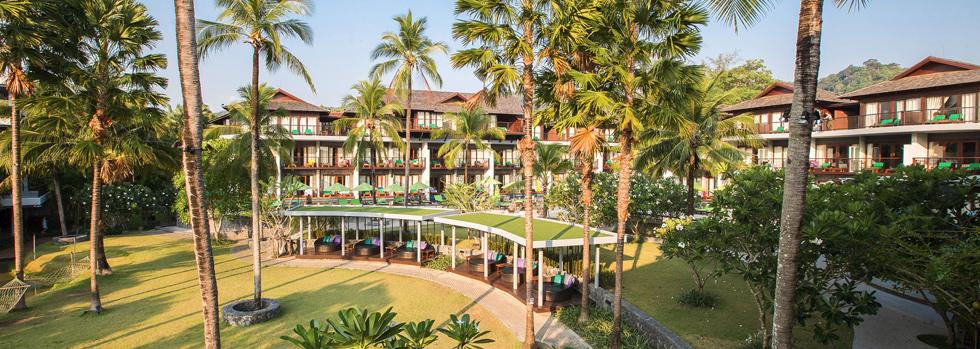 Séjour à l'Holiday Inn Resort Krabi Ao Nang Beach