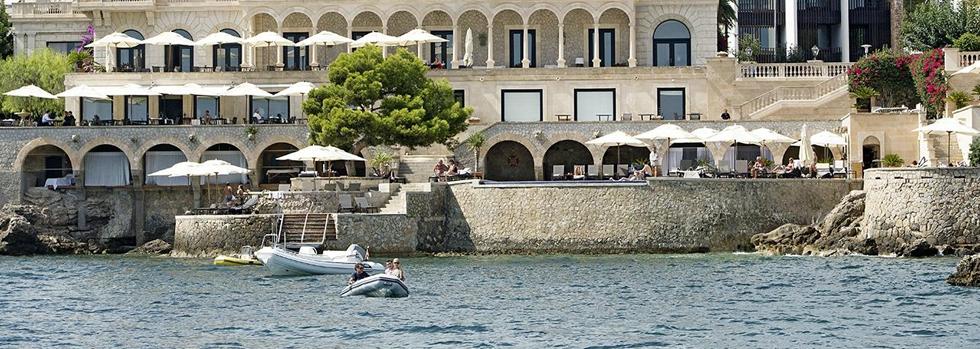 Hôtel de luxe à Majorque : Hospes Maricel & Spa