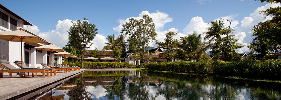 Séjour à l'Hôtel de la Paix à Luang Prabang