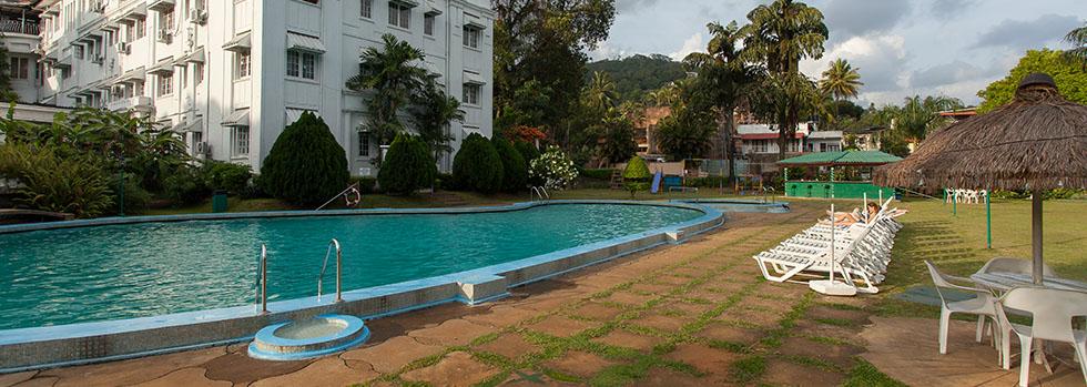 Séjour à Kandy : Hotel Suisse