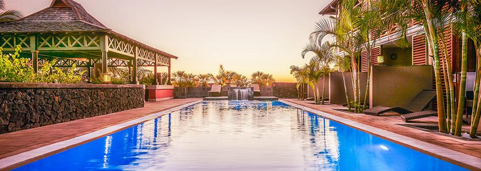 Séjour en famille à la Réunion : Iloha Seaview Hôtel