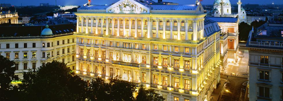 Impérial Vienne en Autriche