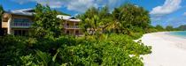 Hôtel à Praslin : Acajou Beach Resort