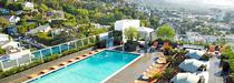 Séjour à Los Angeles : Andaz West Hollywood