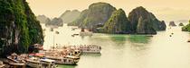 Circuit dans le nord du Vietnam