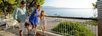 Séjour en famille au  ClubMed Gregolimano en Grèce