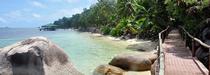 Hôtel aux Seychelles : Coco de mer