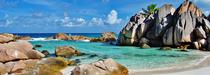 Combiné Mahé - Praslin aux Seychelles