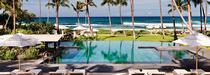 Hôtel de luxe à Hawaï : Four Seasons Resort Hualalai