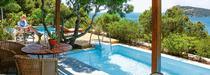 un hôtel splendide à vivre en famille, le Grecotel Cape Sounio
