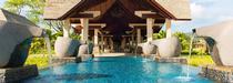 La plage du H Resort Beau Vallon Beach Seychelles