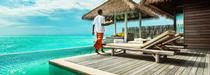 COMO Maalifushi un hôtel de luxe aux Maldives