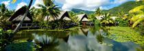 Hôtel en Polynésie française : Maitai Lapita Village