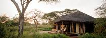 Lodge Oliver's Camp en Tanzanie