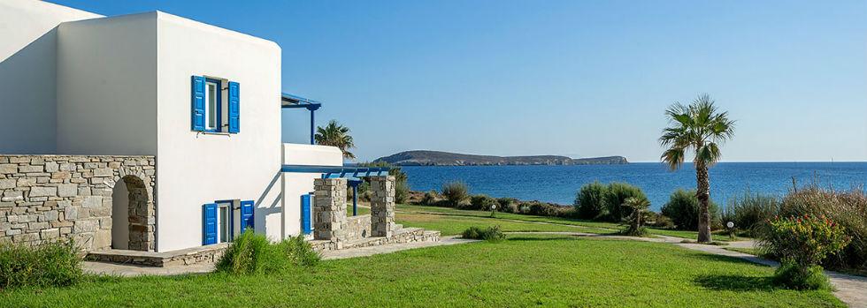 Voyage en Grèce : Poseidon of Paros