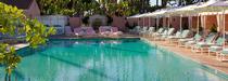 L'hôtel le Bverly Hills situé à Beverly Hills USA