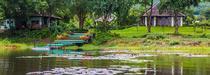 Voyage au lac Inle : Villa Inle Resort & Spa